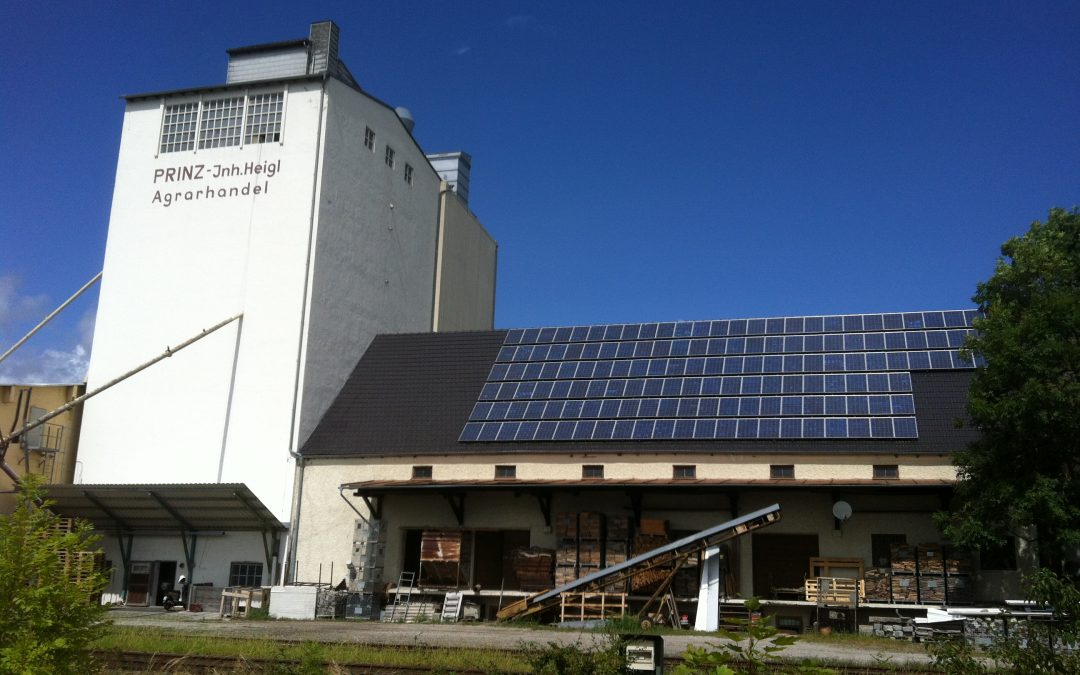 Immer mehr Unternehmen nutzen Erneuerbarer Energien um Energiekosten zu senken