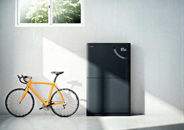 Neuer Siemens  Stromspeicher für Eigenheime