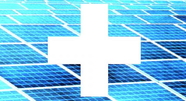 Schweiz: Wir brauchen 25 Mal mehr Solarstrom
