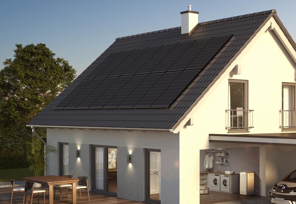 Senec  bietet Speicher + Photovoltaik im Paket