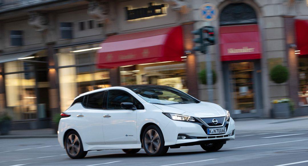 Nissan – Autobatterien sollen 22 Jahre zuverlässig Strom liefern