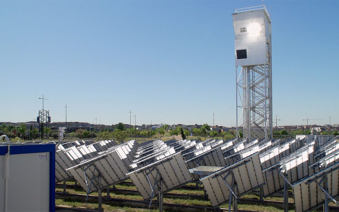 CO2 freier Luftverkehr mit solar erzeugtem Kerosin
