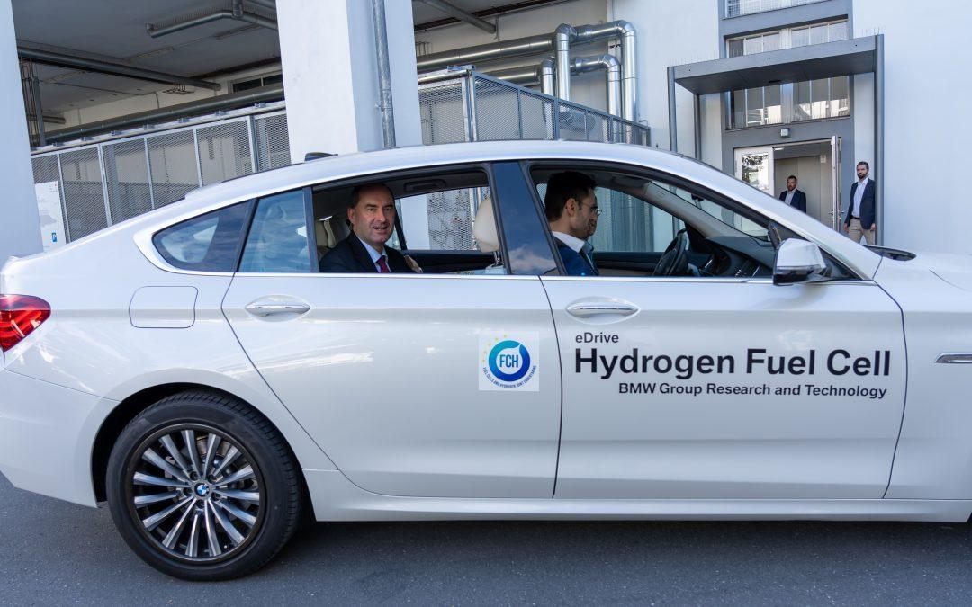 Bayern will Wasserstoff-Technologie in die breite Anwendung bringen