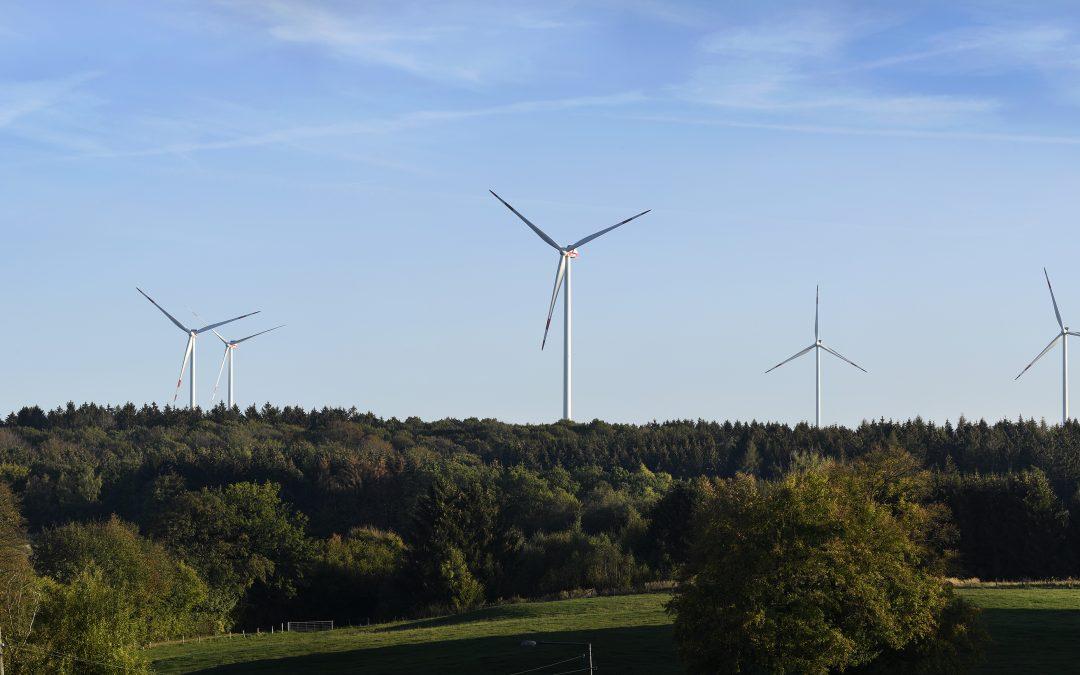 Stadtwerke Aachen AG realisiert mit großer Bürgerakzeptanz neuen Windpark