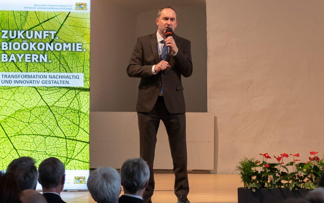 Bayerischer Wirtschaftsminister