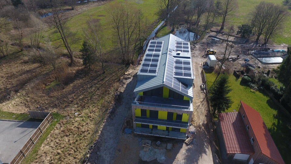 LebensArt e. V. – energetisch und soziales Exzellenzprojekt mit Photovoltaik, Stromspeicher und hohem sozialem Anspruch