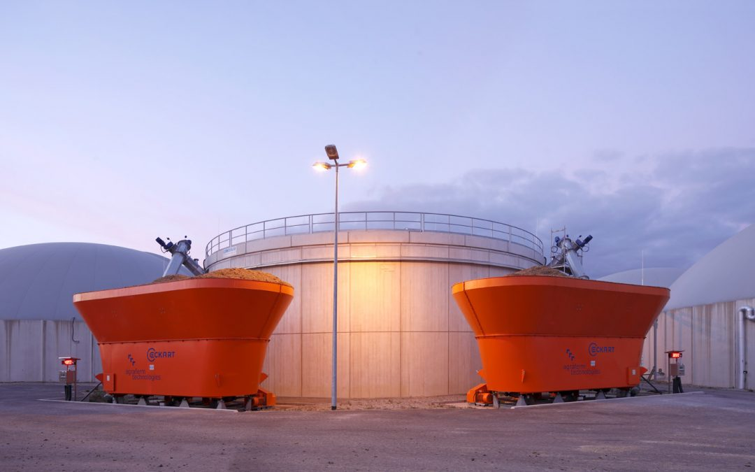 Mehr Gülle in Biogasanlagen – Mehr grüne Energie im Netz! Alles im grünen Bereich mit der neuen Gülleverordnung!