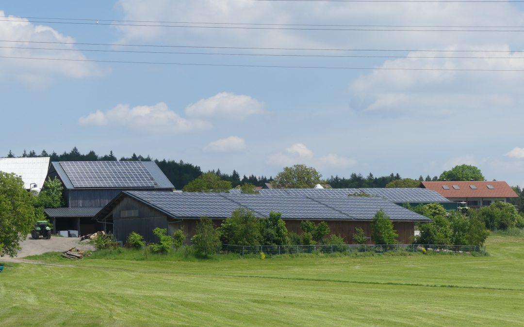 Jetzt alte Photovoltaikanlagen registrieren!