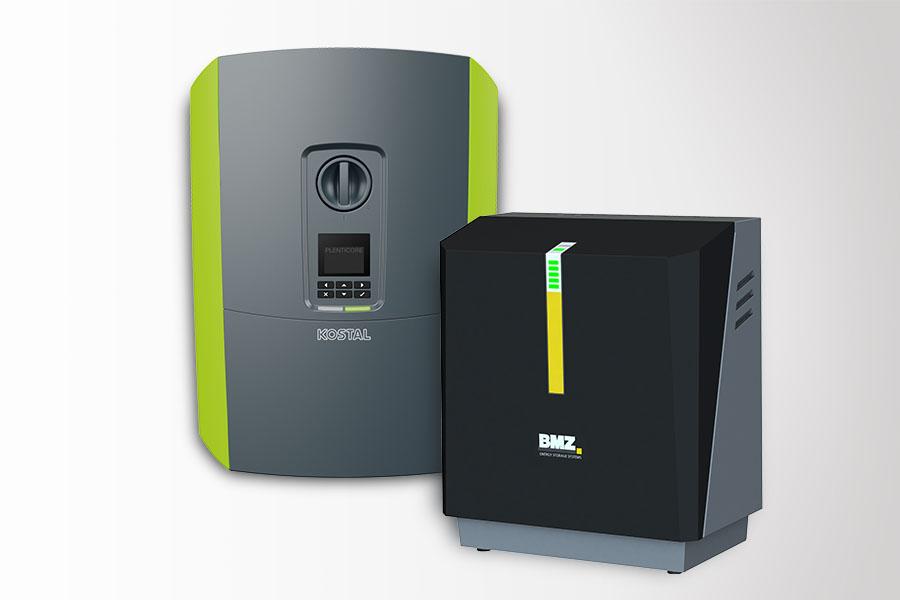 KOSTAL Plenticore & BMZ-Stromspeicher HYPERION ab sofort kompatibel